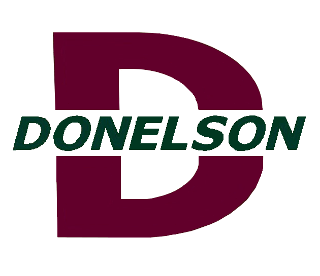 donelson construction logo